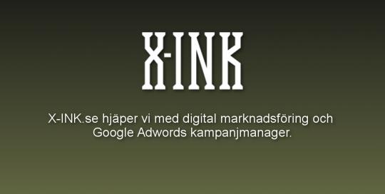 x-ink digital marknadsföring