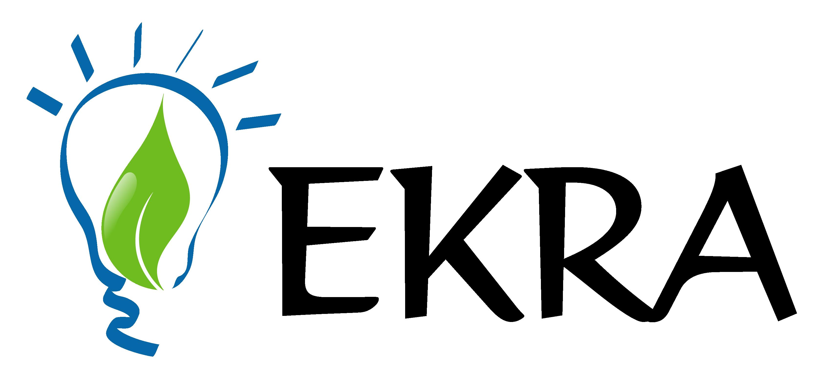 Ekra logo